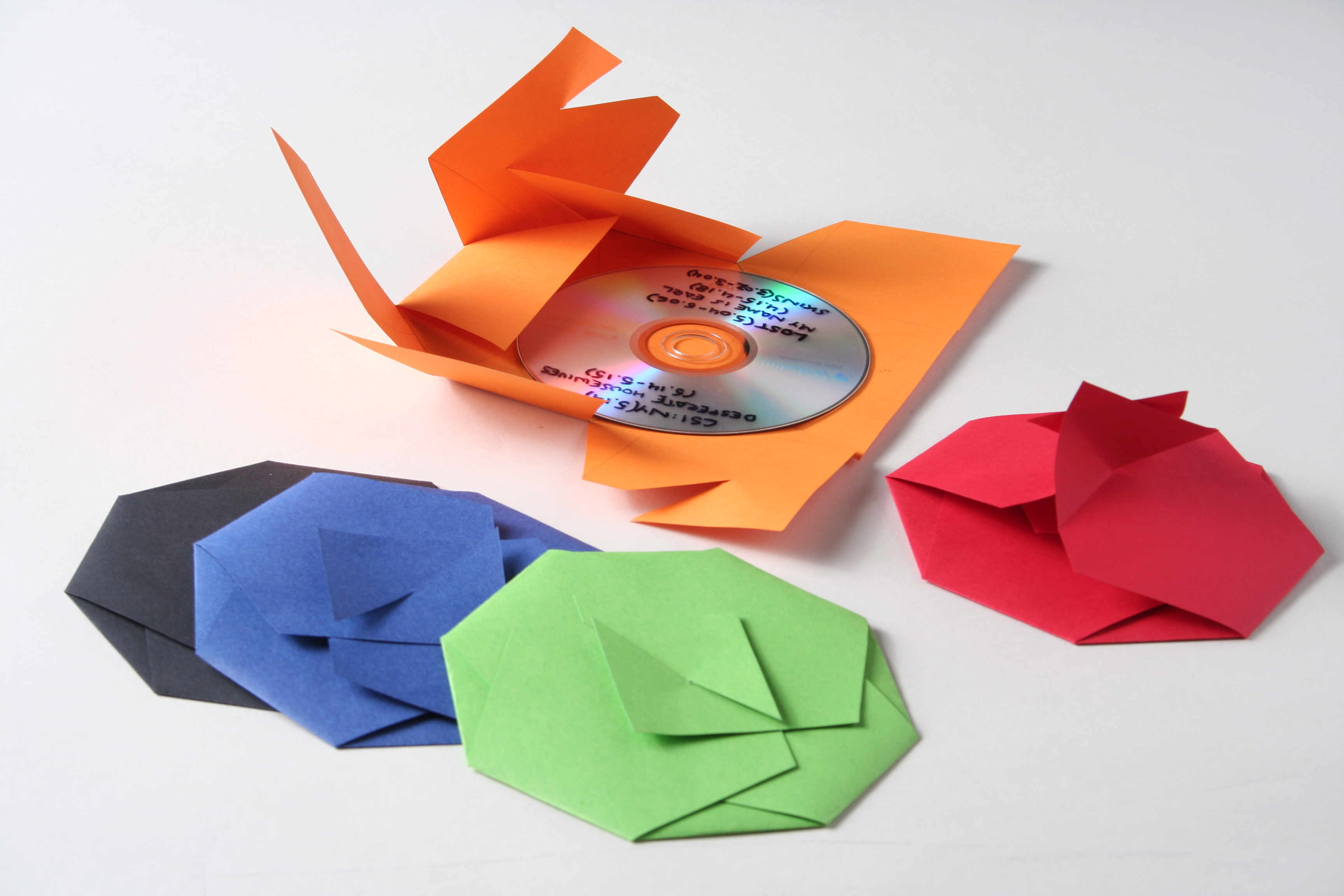 Paper Metal Plastic by Alisdair Cassells at Coroflot.com - photo#12