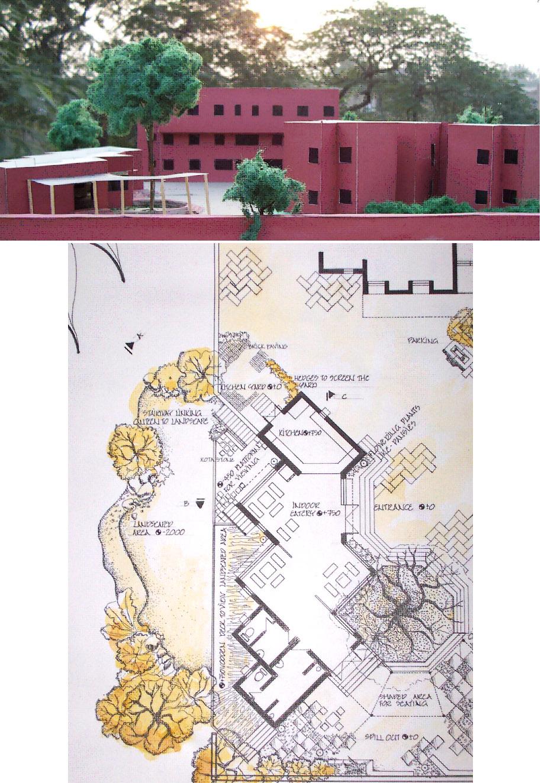 Canteen Design Plan Second Year Canteen Design