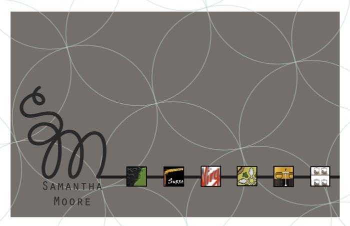 Character Design Portfolio Pdf : Interior design portfolio by samantha moore at coroflot