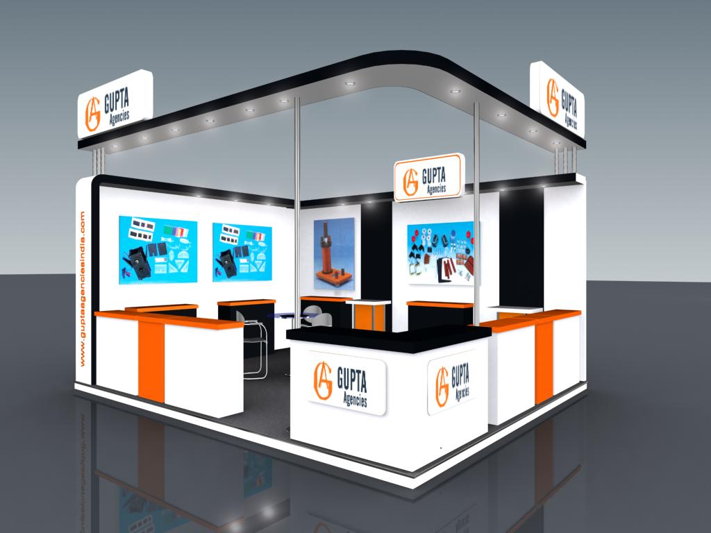 D Exhibition Stall Design Full : All by dheeraj kumar bharti d exhibition stall designing