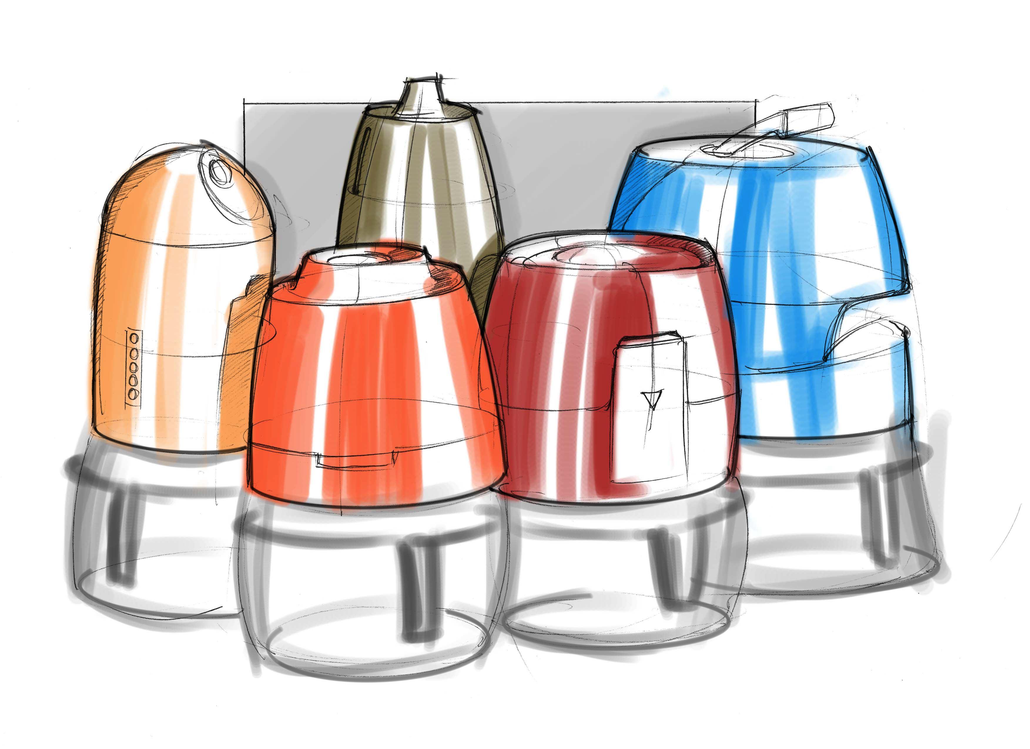 Original Braun Coffee Maker : Braun KF2010 Coffee Maker by Richard Wilson at Coroflot.com