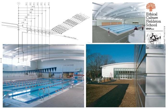 Ethical Culture Fieldston School - Athletic Facility by ...