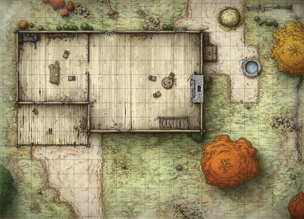 Board Games and Battle Maps by Mike Schley at Coroflotcom - Building Floor Plan Generator