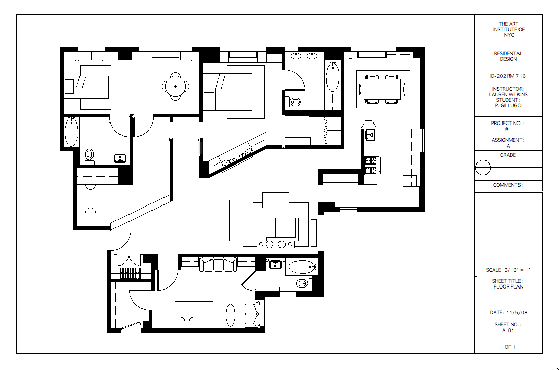 Paulagillugo by paula gillugo at for Frank lloyd wright floor plans