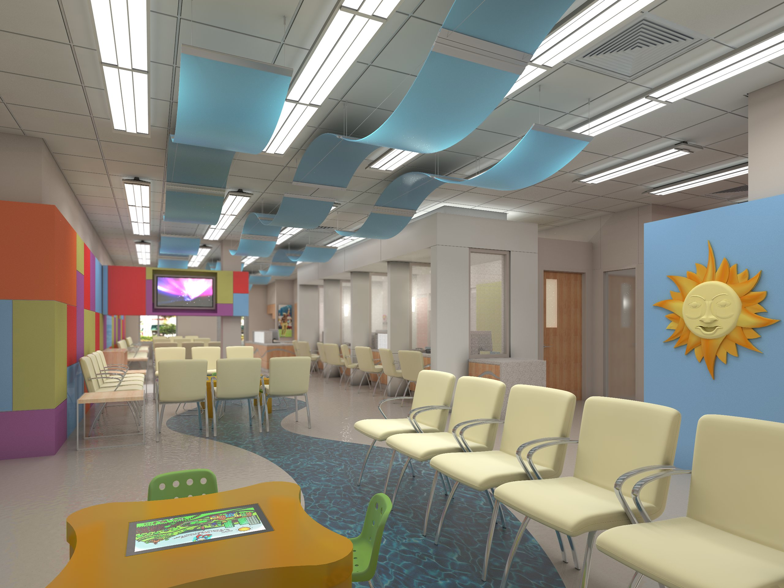 Miami Children S Hospital Nicklaus Outpatient Center By