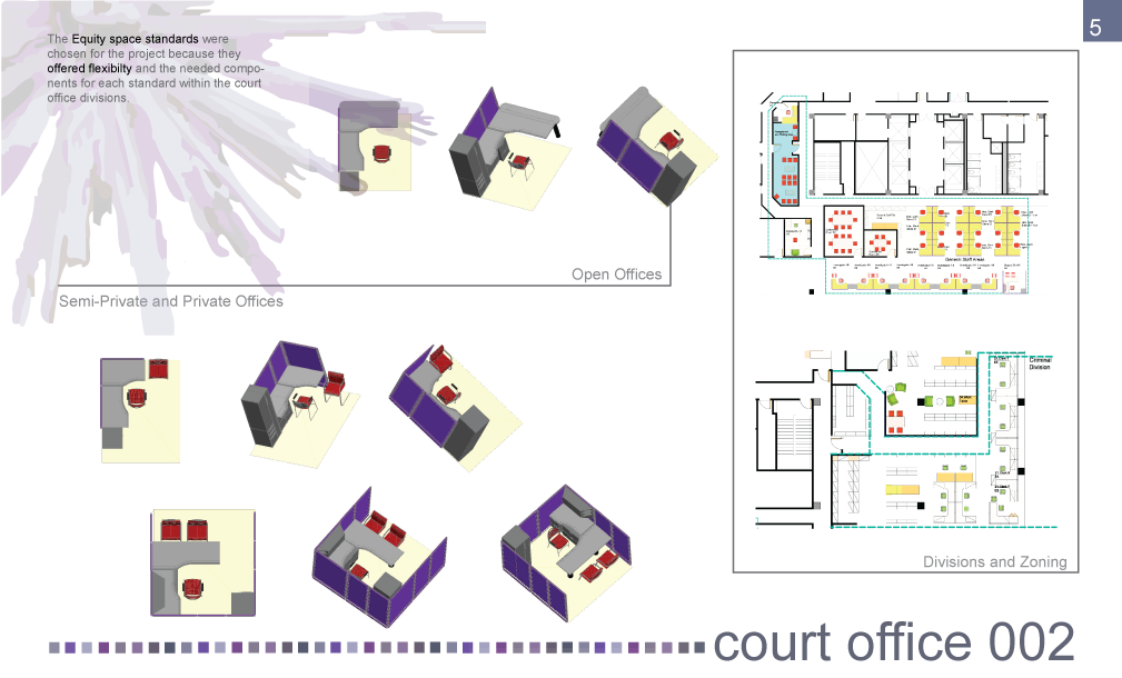 Interior design portfolio by lauren scassellati at for Office design standards
