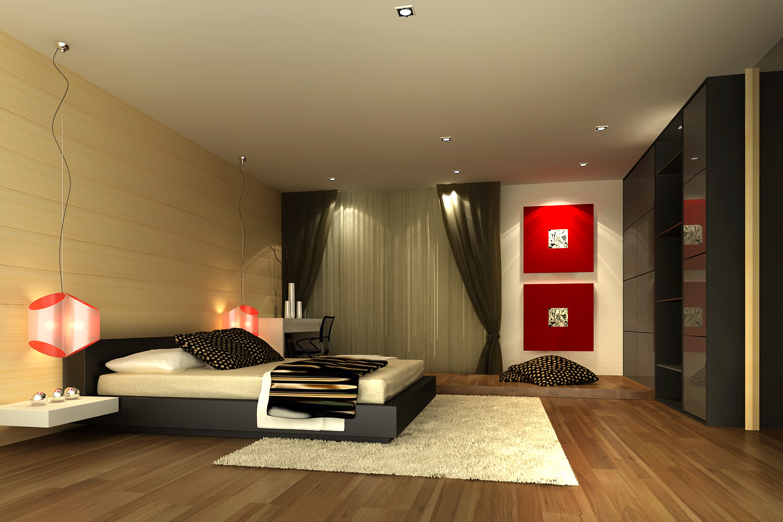 Master Bedroom Interior Existing Works By Sandy Rubgega At Coroflotcom