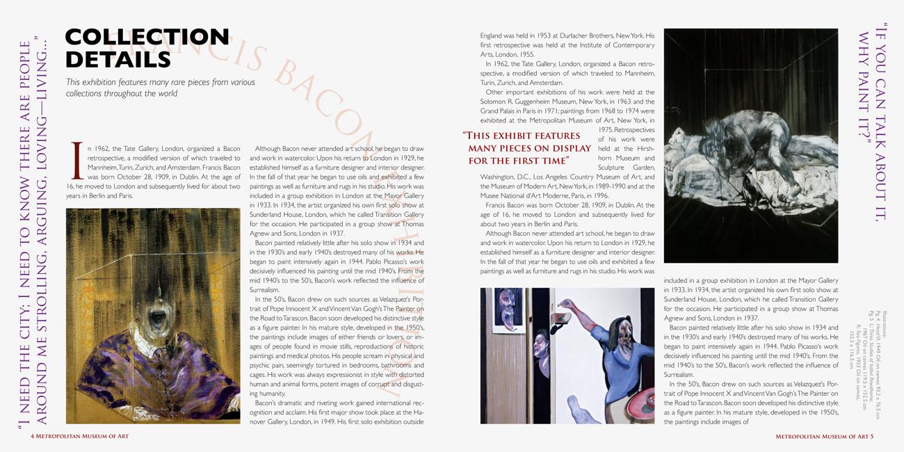 museum brochure by mark olesak at. Black Bedroom Furniture Sets. Home Design Ideas