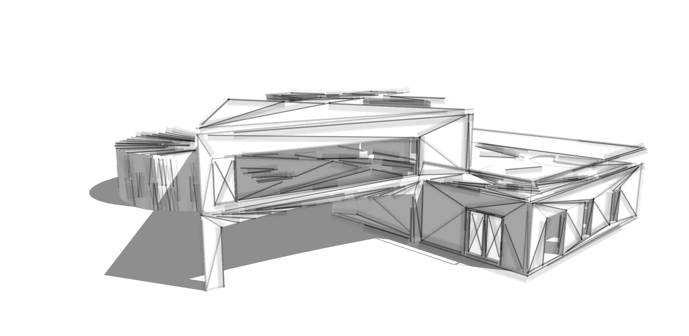 Concept house sketch images galleries for Concept house