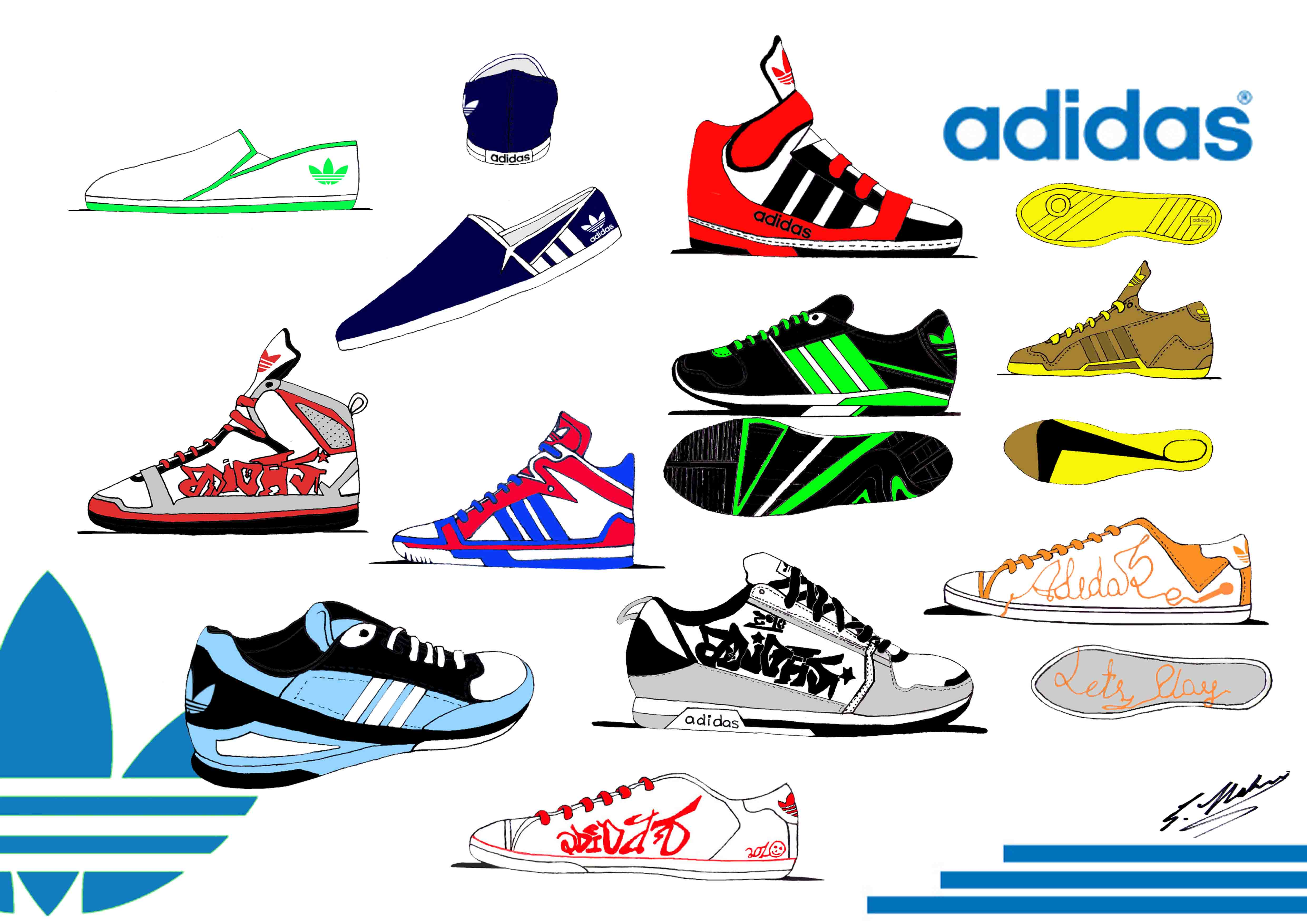 organizational design of adidas It identifies adidas' marketing strategy, continuously improve the quality, look, feel, and image of our products, and adds continuously improve corporate structure it identifies the nature of its relationships with the community at large, its employees and its shareholders: global organization that is socially and.