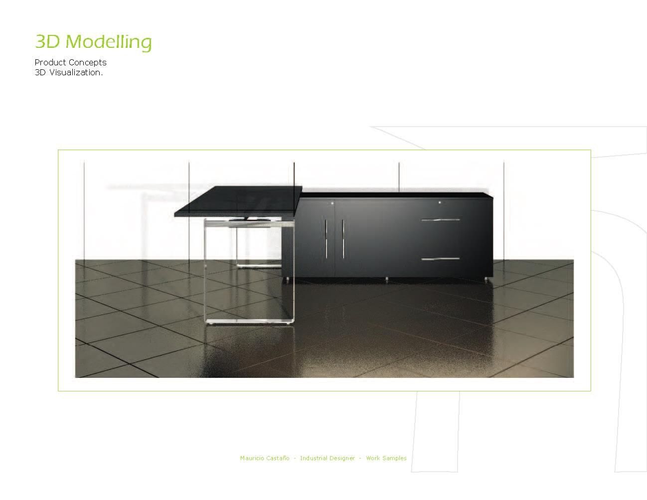 Furniture by Mauricio Castano at Coroflotcom