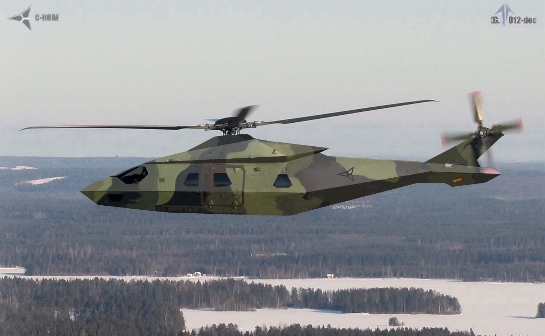 helicopter design 4 by goila cristian at coroflotcom
