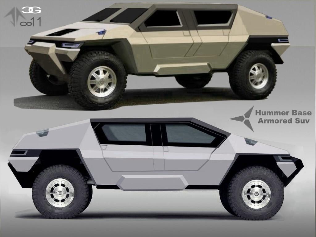 Armored Car By Goila Cristian At Coroflot Com