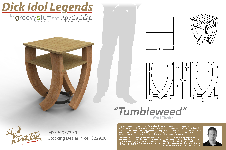 Furniture Design Presentation