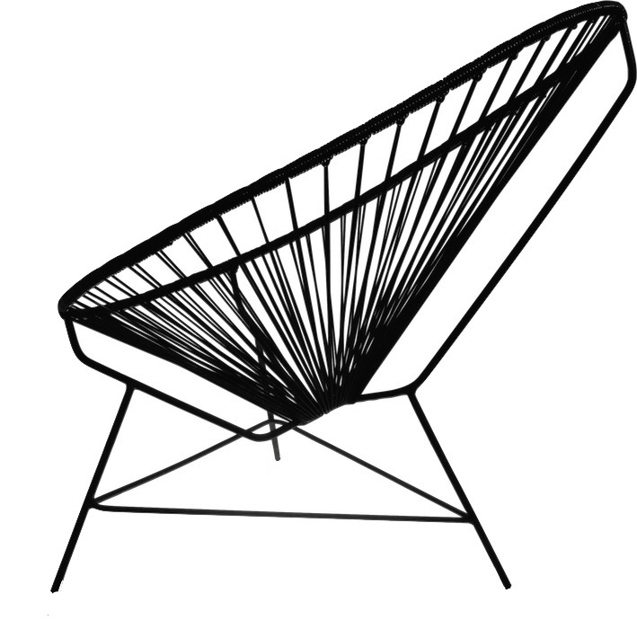 Acapulco Chair Dimensions