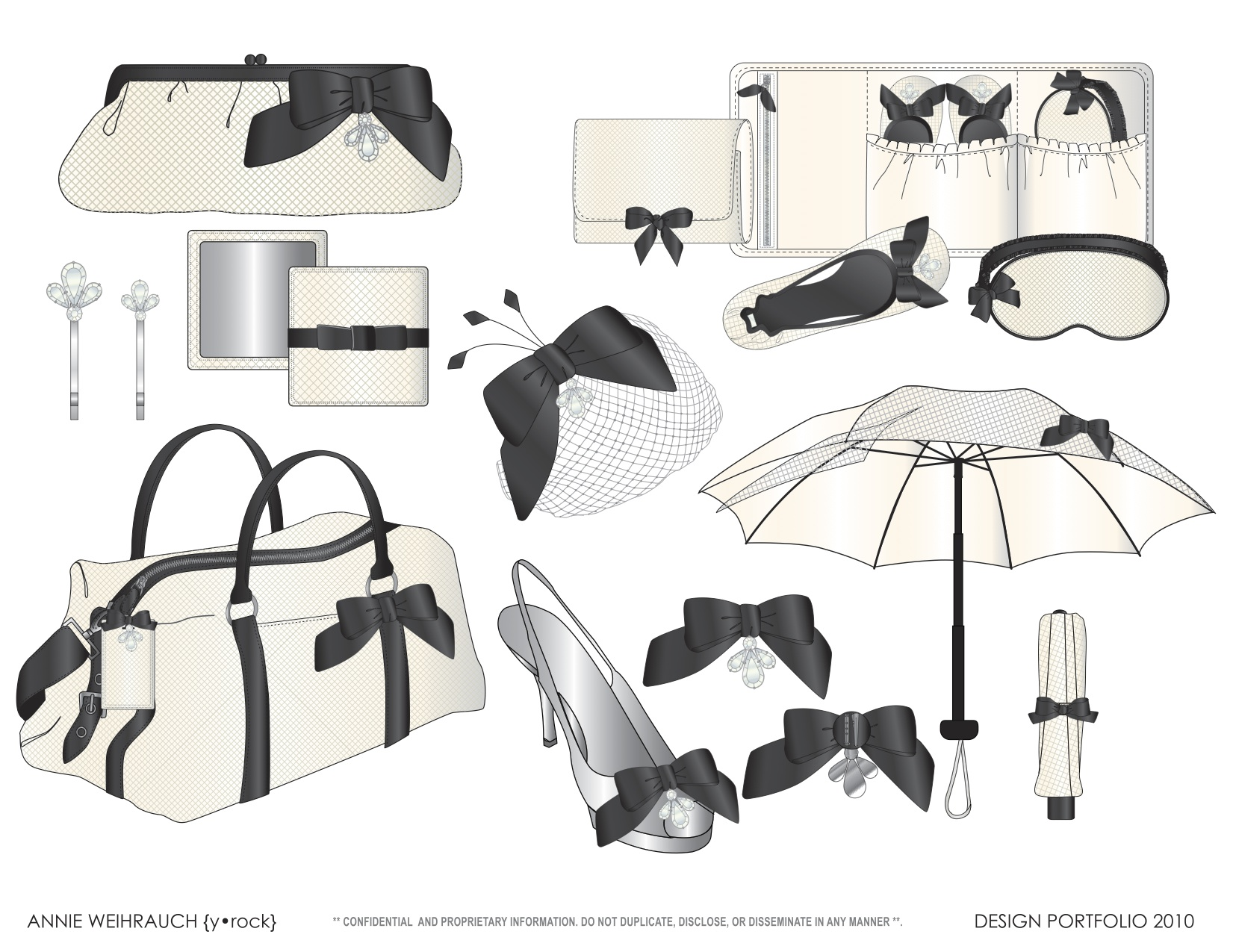accessory design by annie weihrauch at. Black Bedroom Furniture Sets. Home Design Ideas