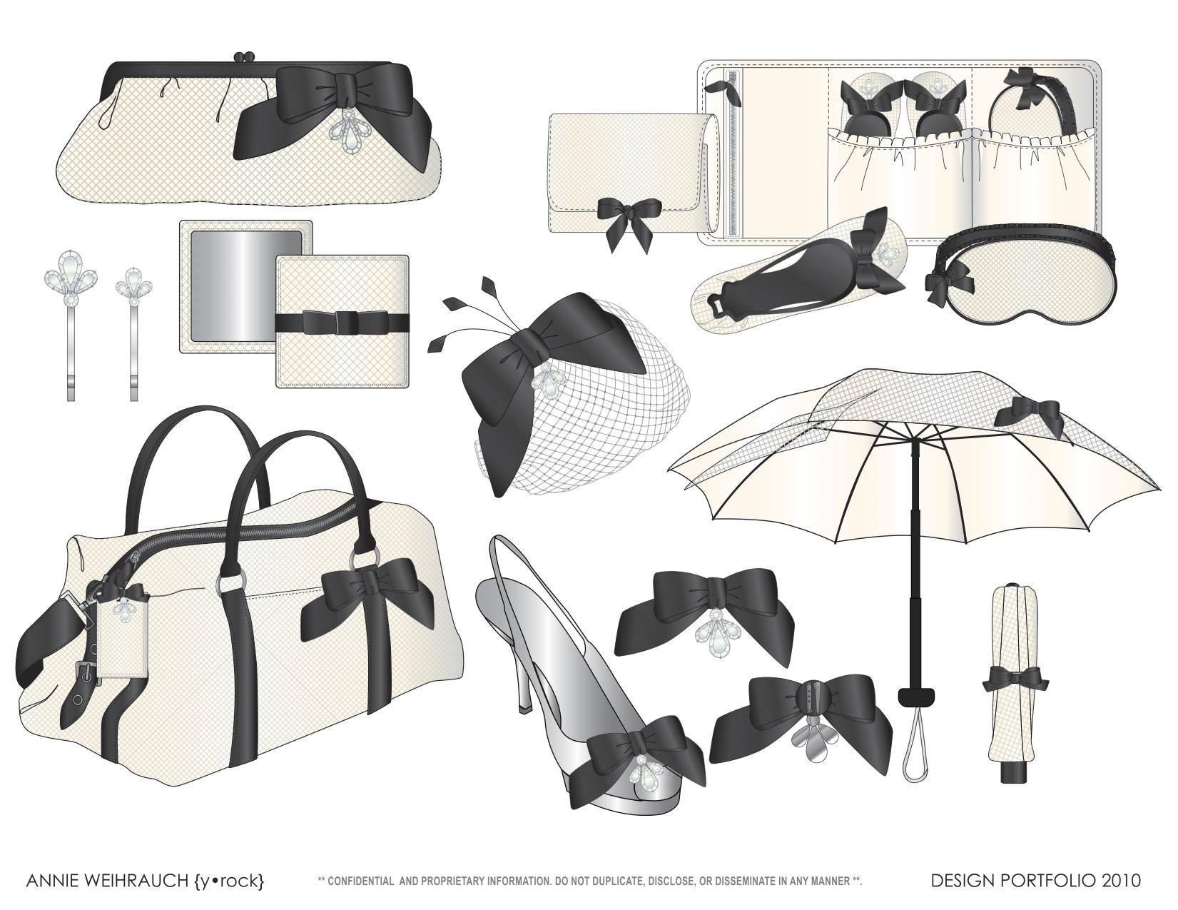 Accessory Design By Annie Weihrauch At