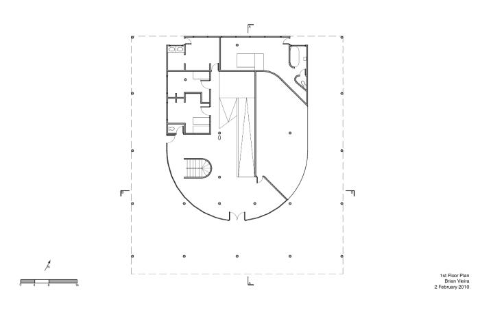 Villa Savoye House Plans House Design Plans