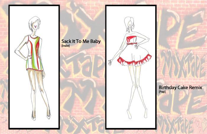 how to make a fashion design portfolio pdf