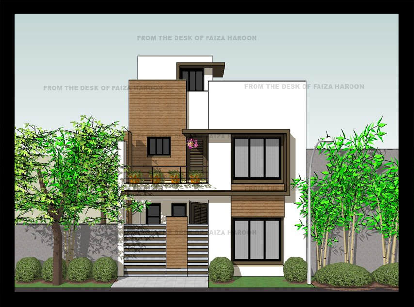 Home design 5 marla 5 marla house plan 3d