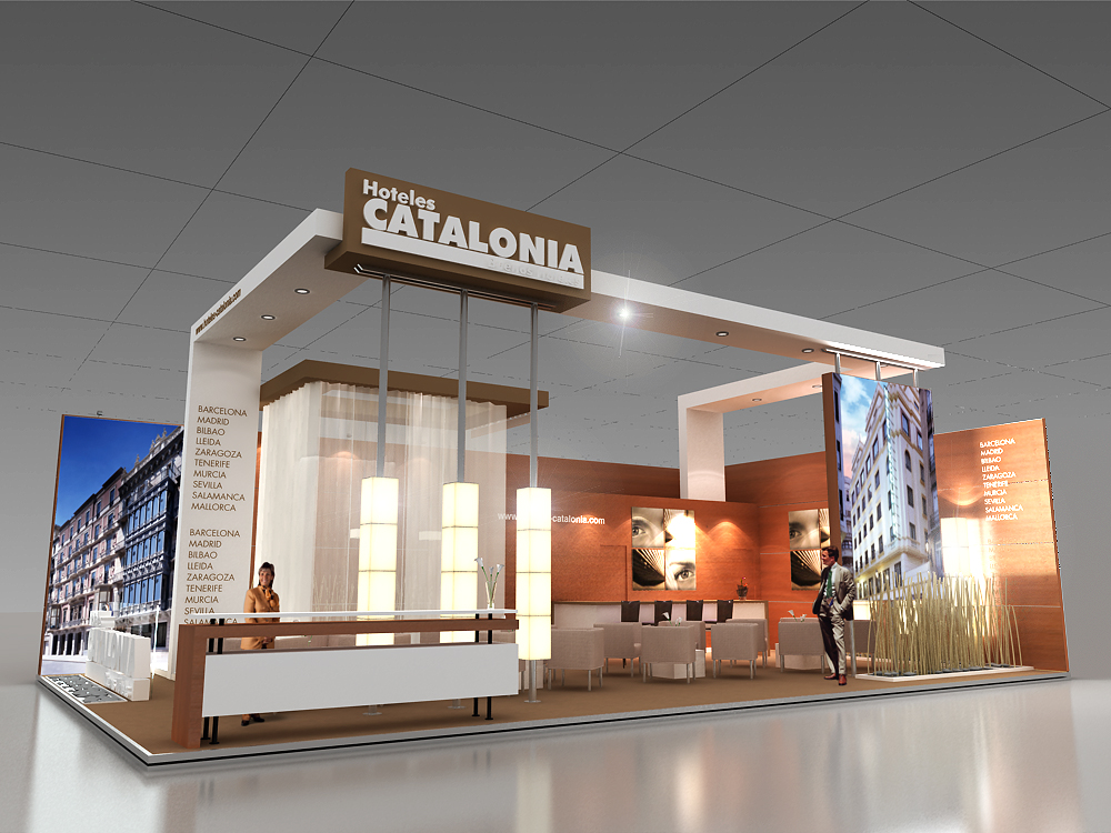 Exhibitor Booth Layout : Exhibit design medium by julieta iele at coroflot