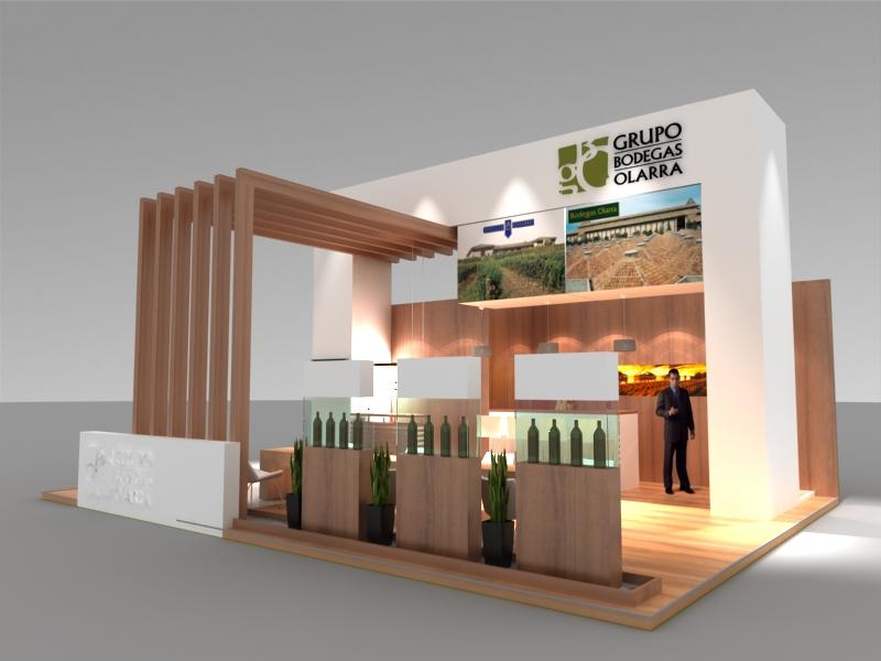 Exhibition Booth Design : Exhibit design medium by julieta iele at coroflot