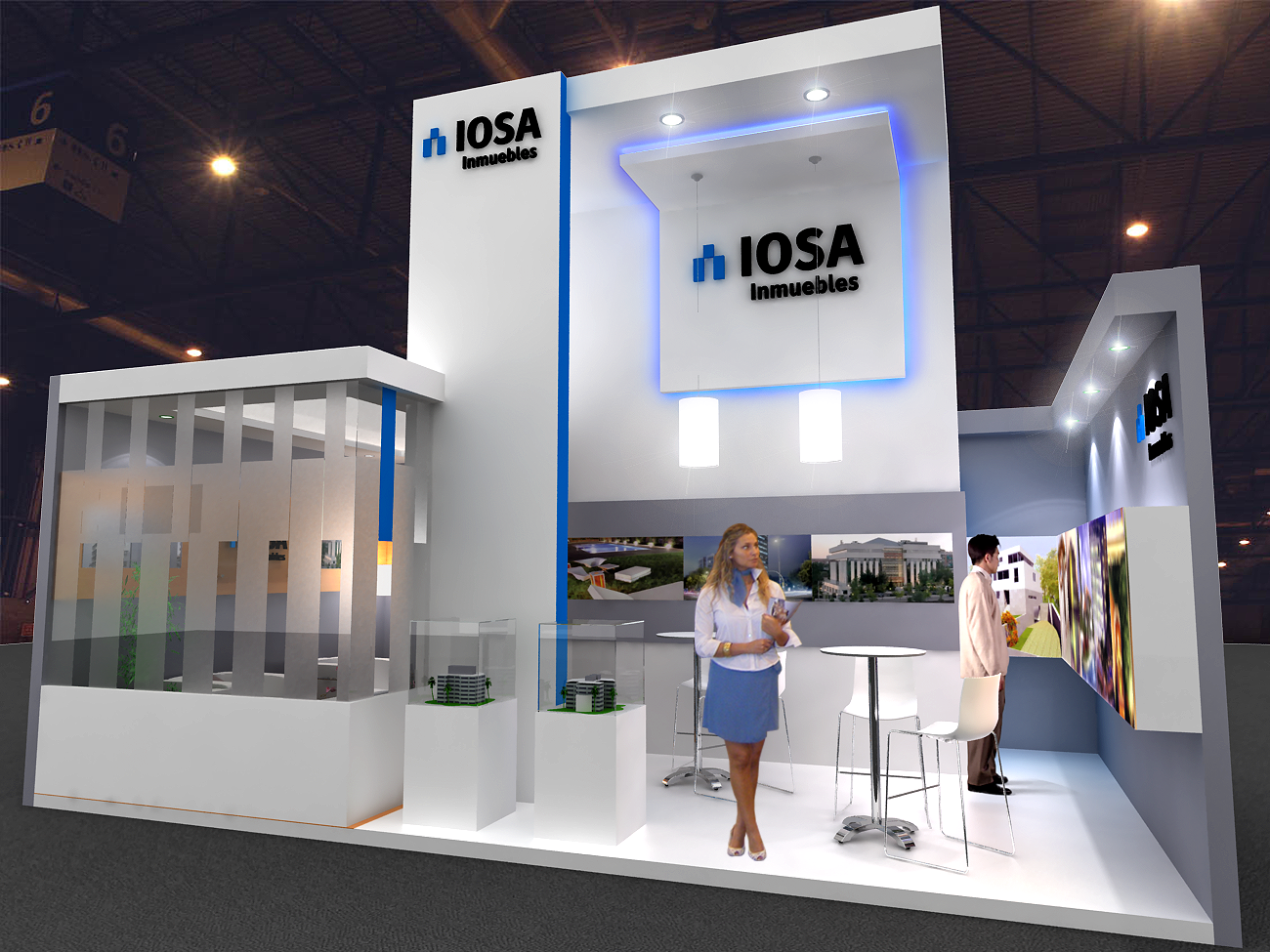 Small Exhibition Stand Jobs : Pin exhibition design small by julieta stand designer at