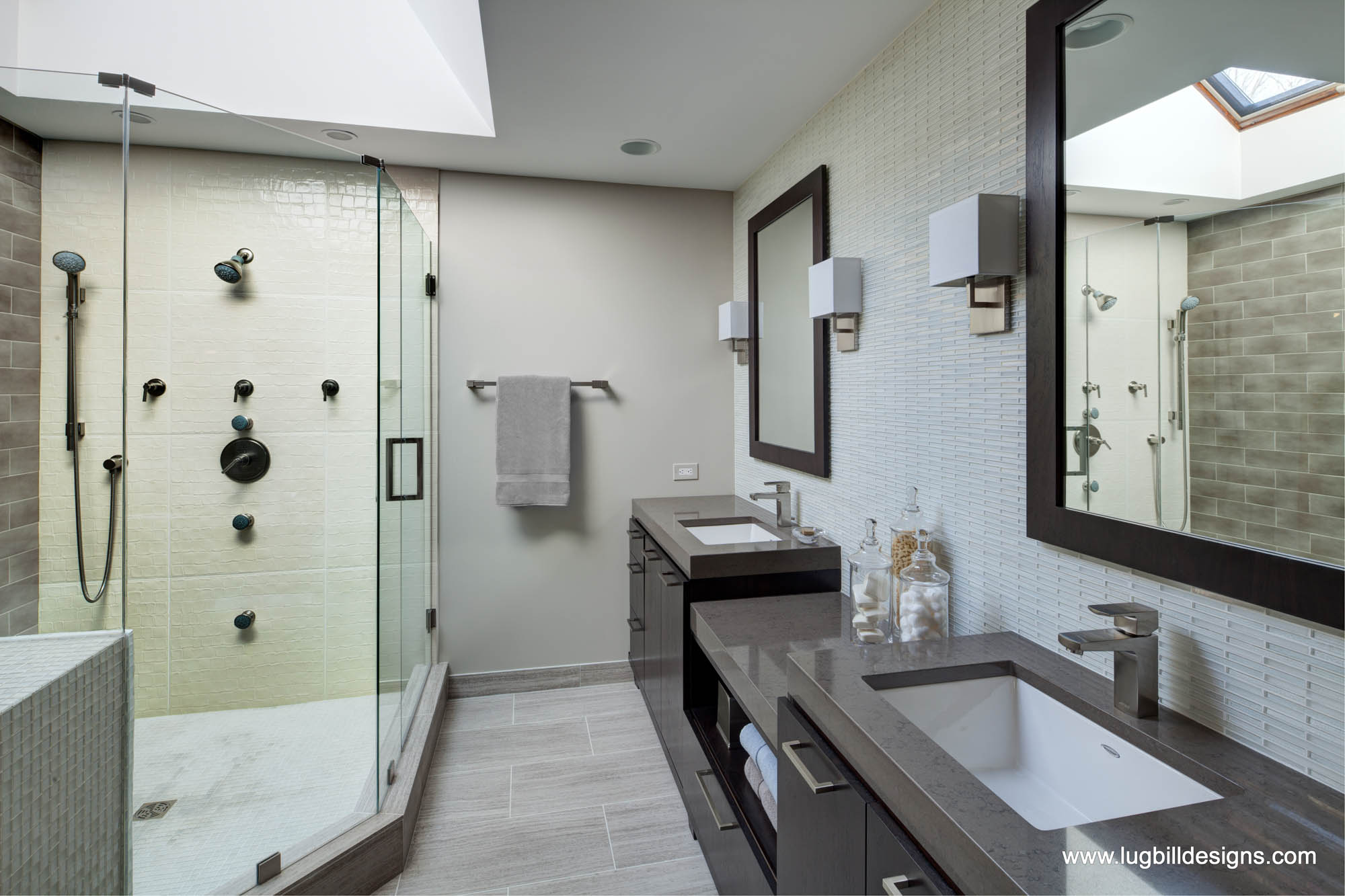 Bathroom remodel spotlight the headland project one week bath - Share Bathrooms By Design