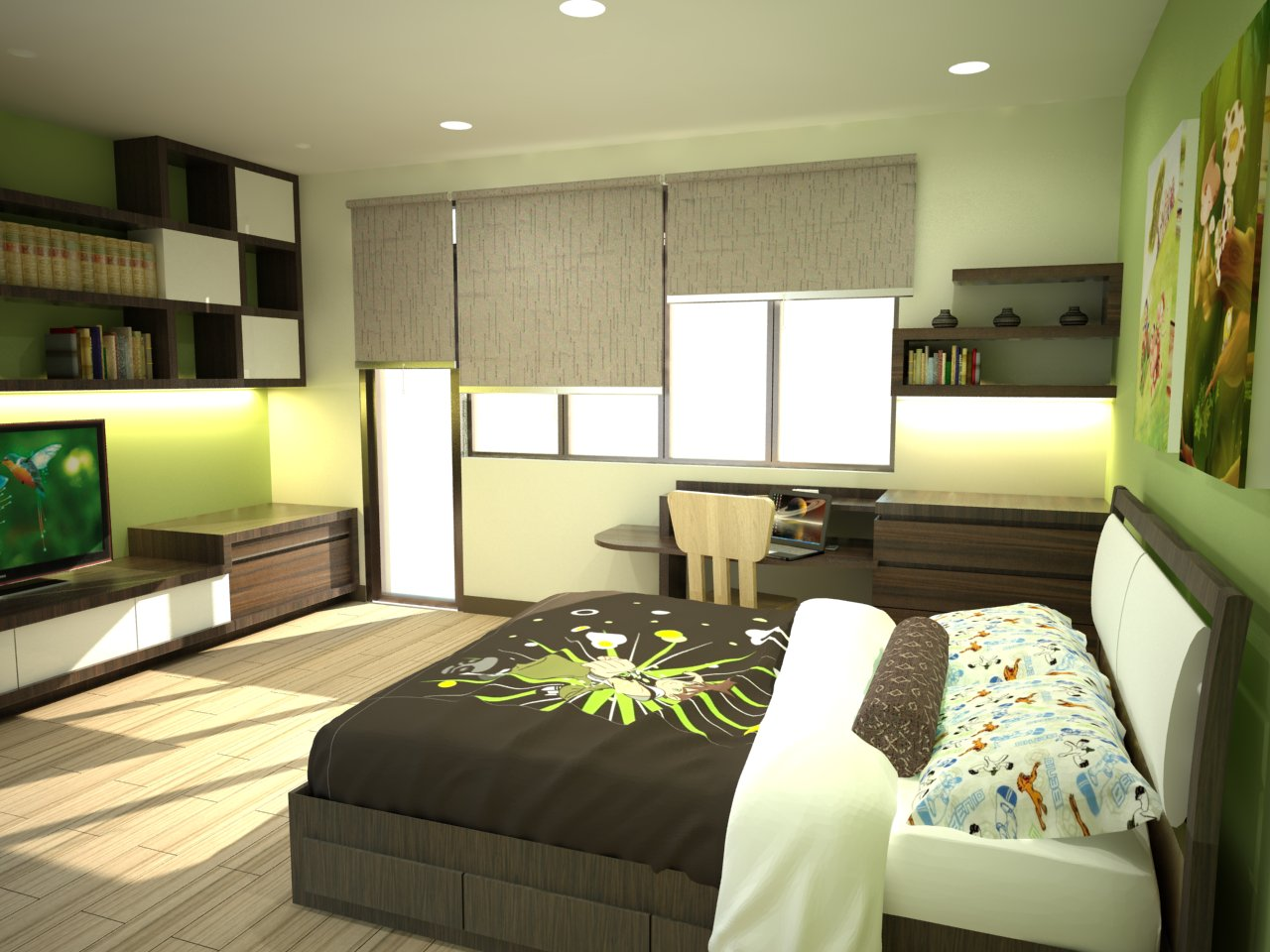 the gallery for unity and variety interior design