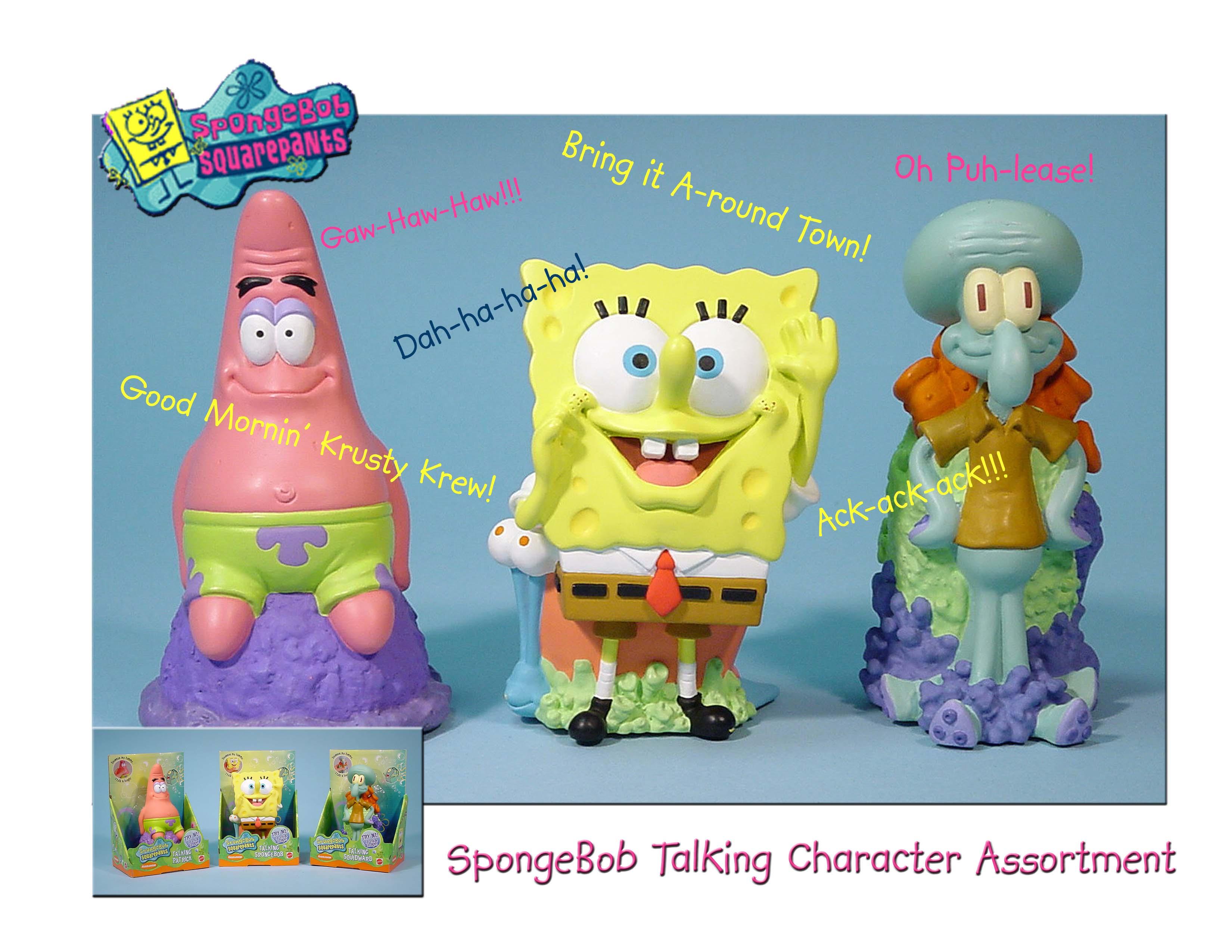 SpongeBob Squarepants By William Hirsch At Coroflotcom