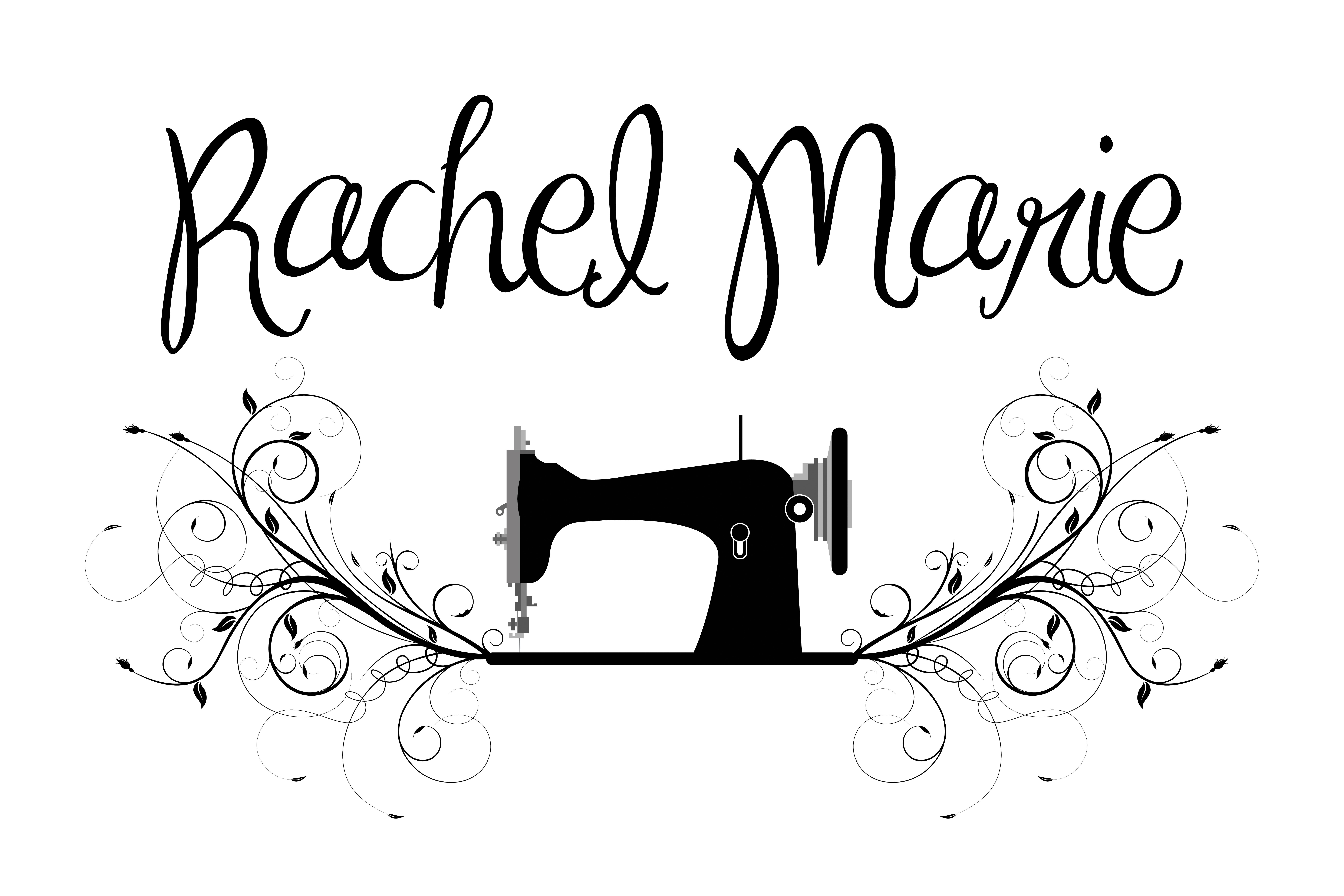 Fashion Logos Design Rachel marie - logo design