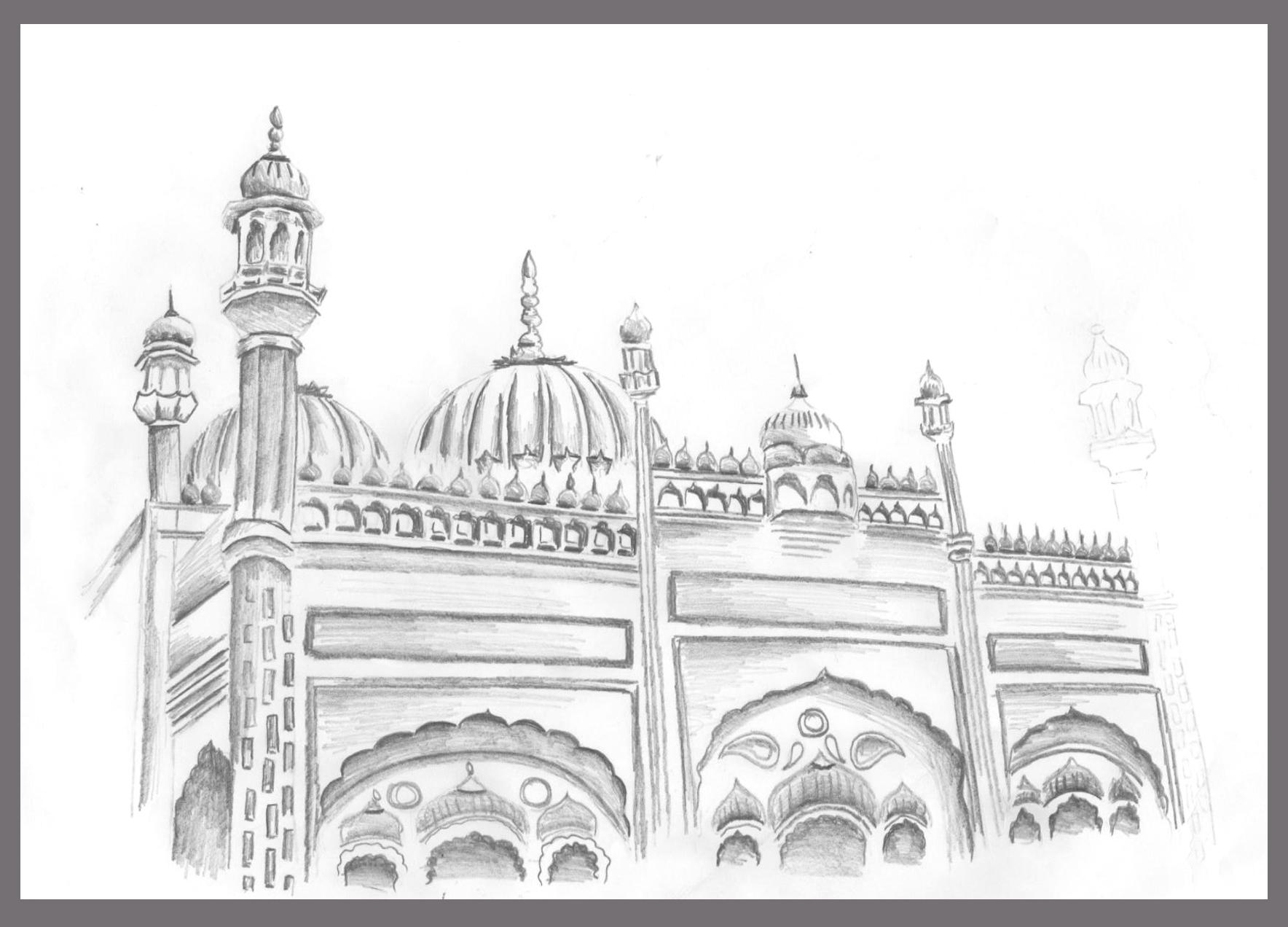 Essay on badshahi mosque