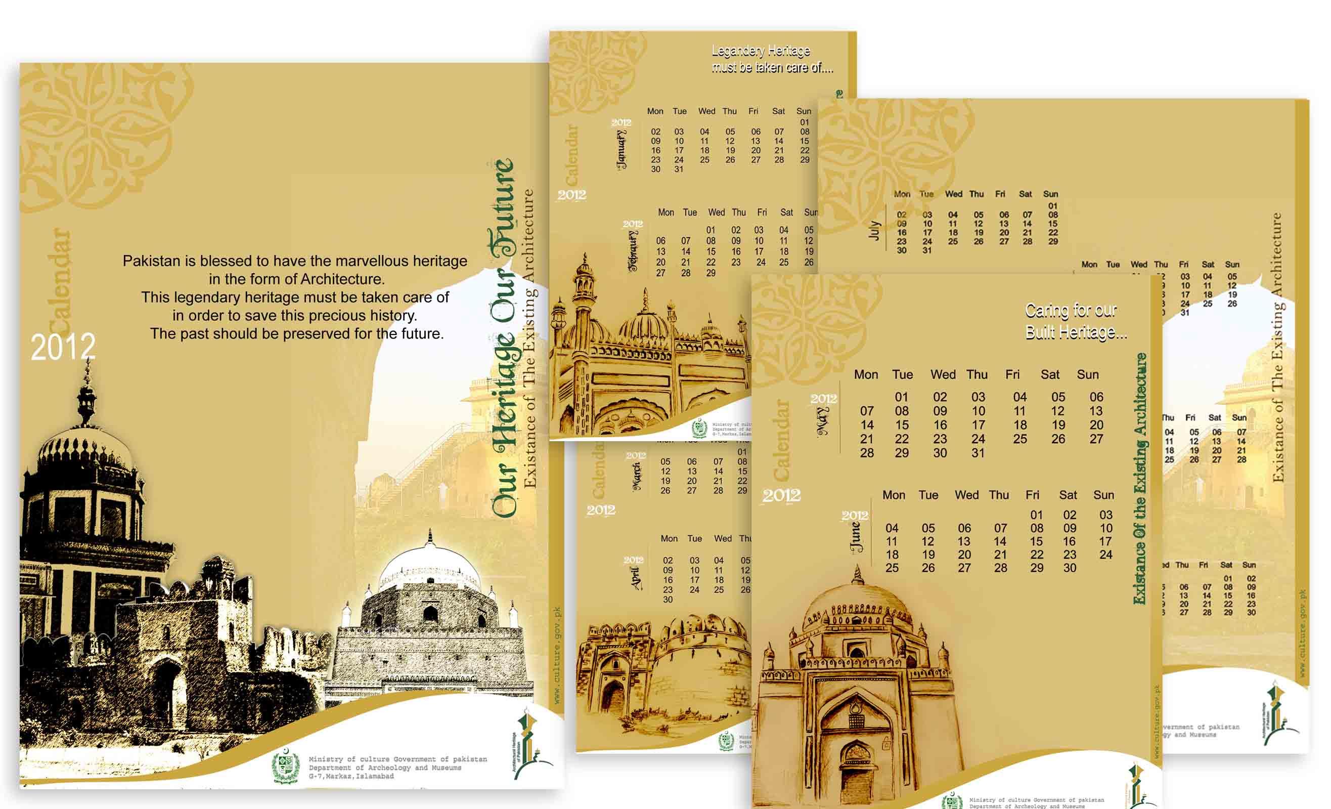 Thesis calendar