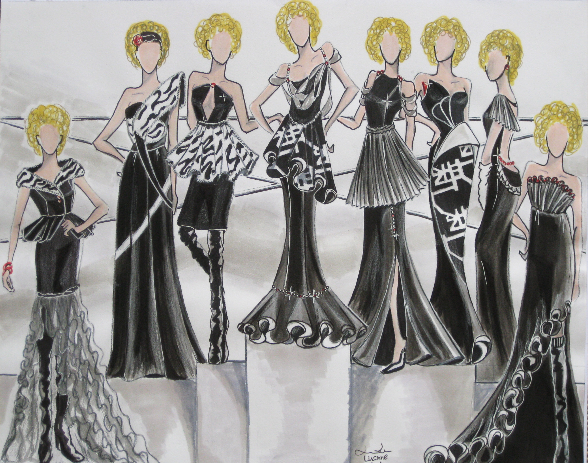 Terms of fashion design 96