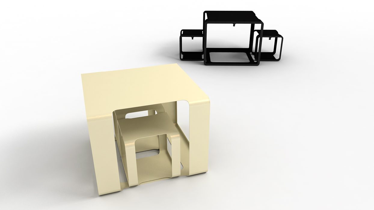 Sheet Metal Furniture Design The Image
