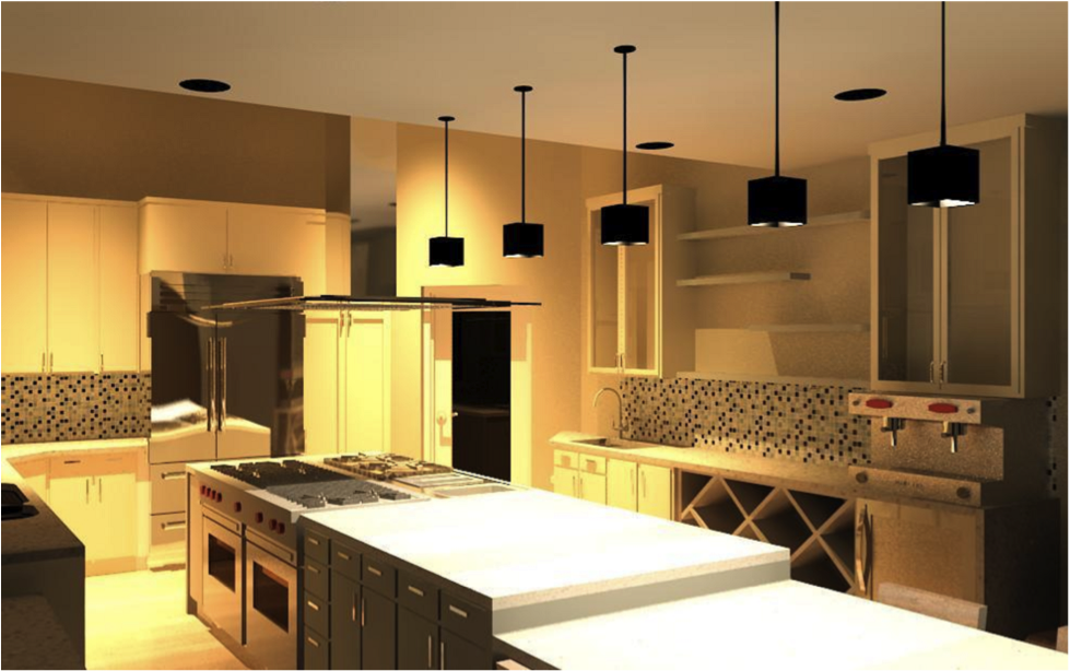 Interior Design Using Revit By Rameel Yonadam At