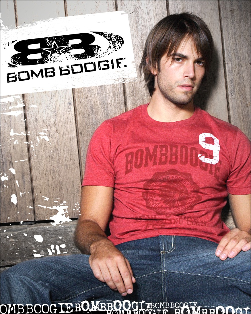 Poster design jeans - Bombboogie Jeans Pomotion Poster Bombbogie Jeans Promotion Poster For Showroom And Retail Store