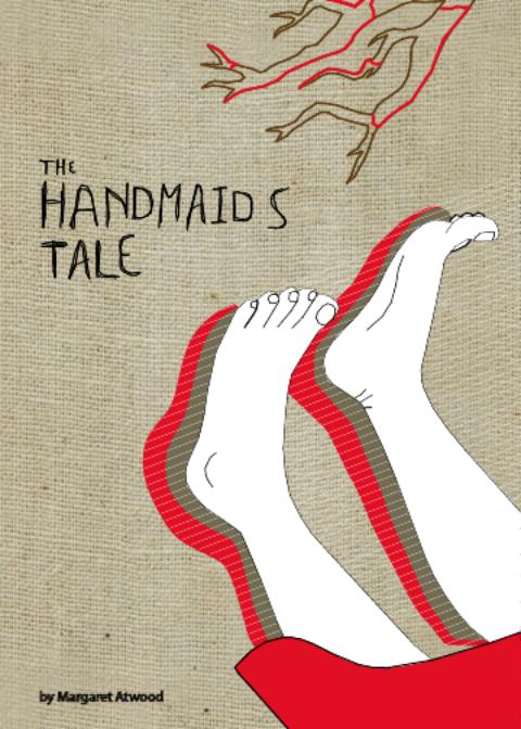 compare handmaids tale and fahrenheit 451