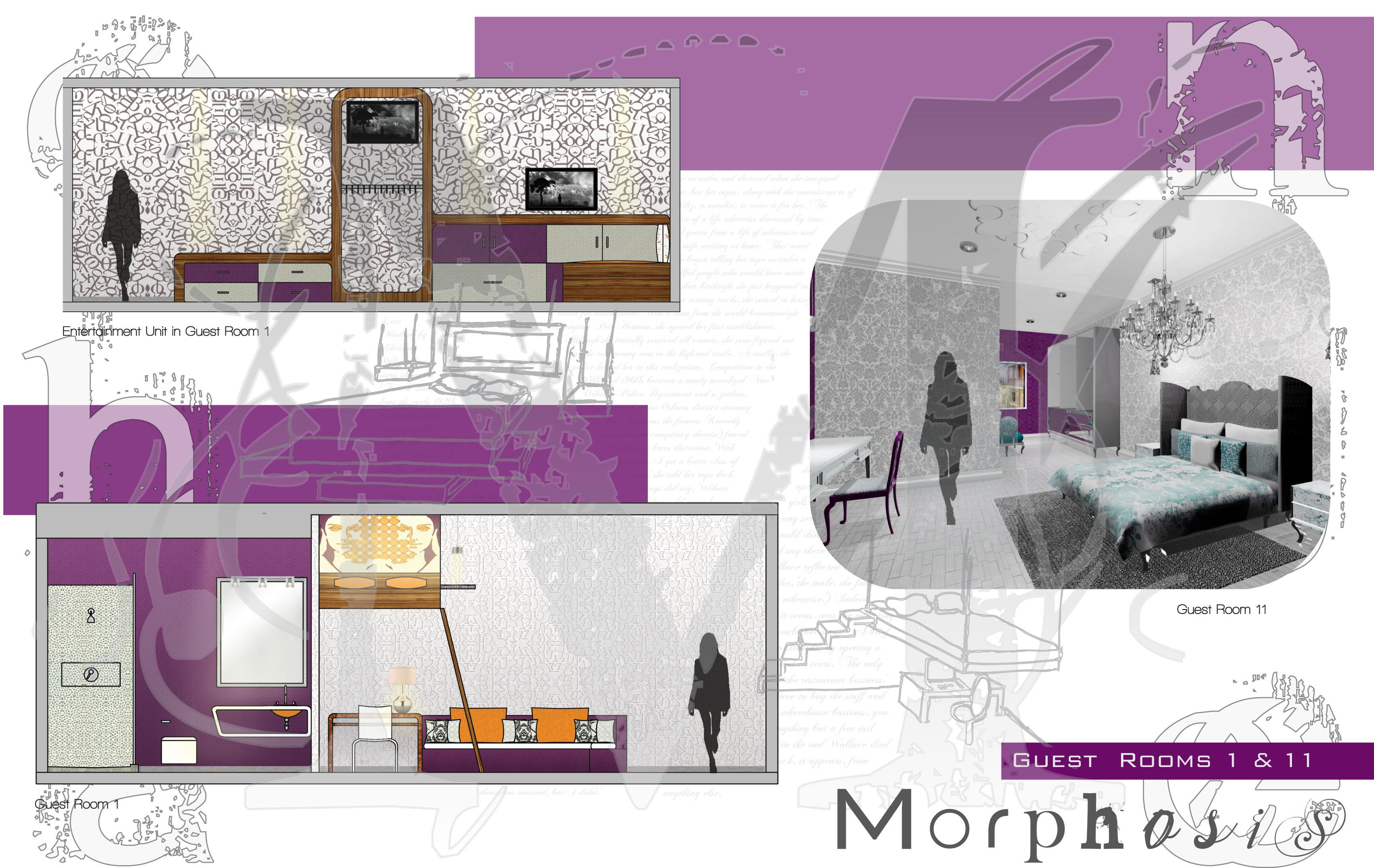 interior design thesis presentation