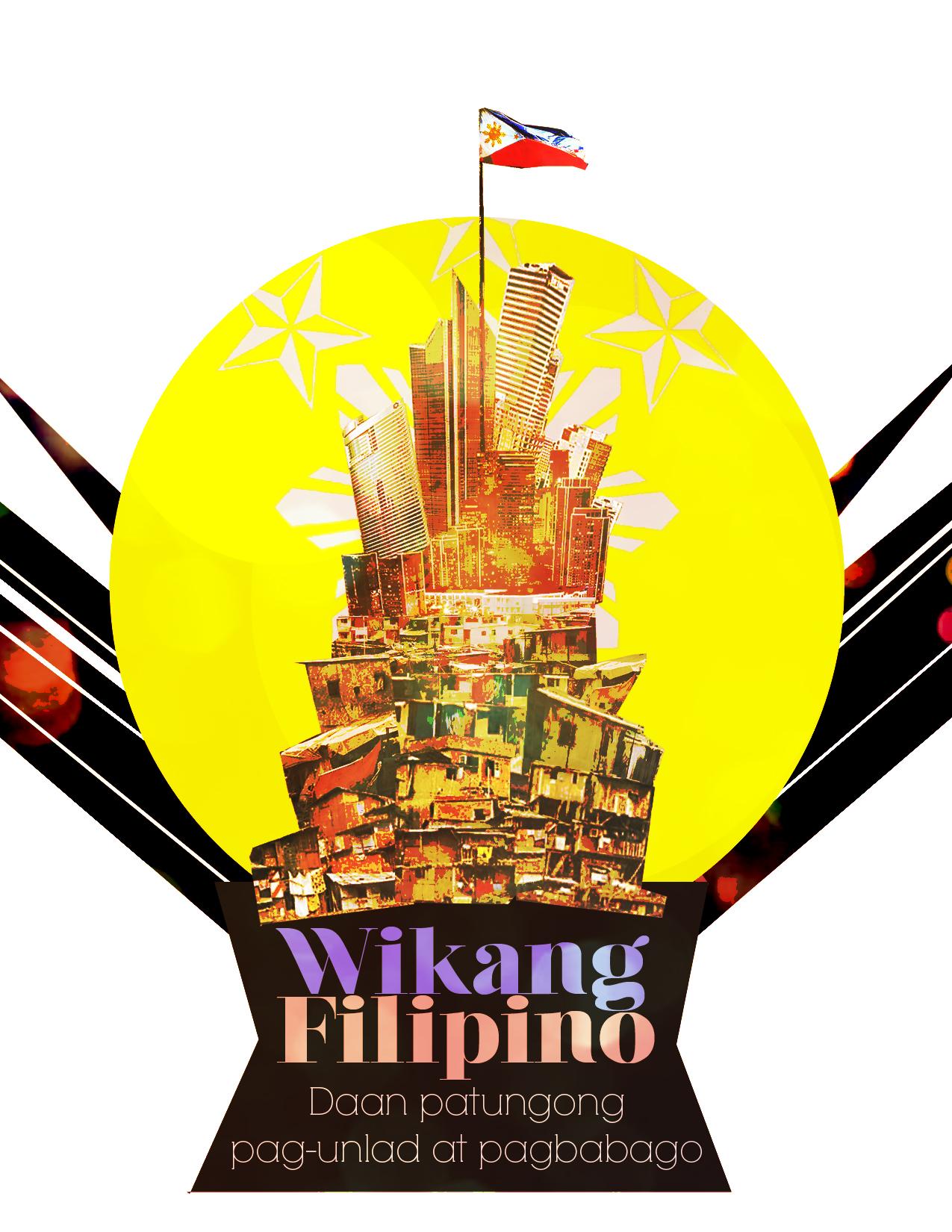 Wikang Filipino Poster