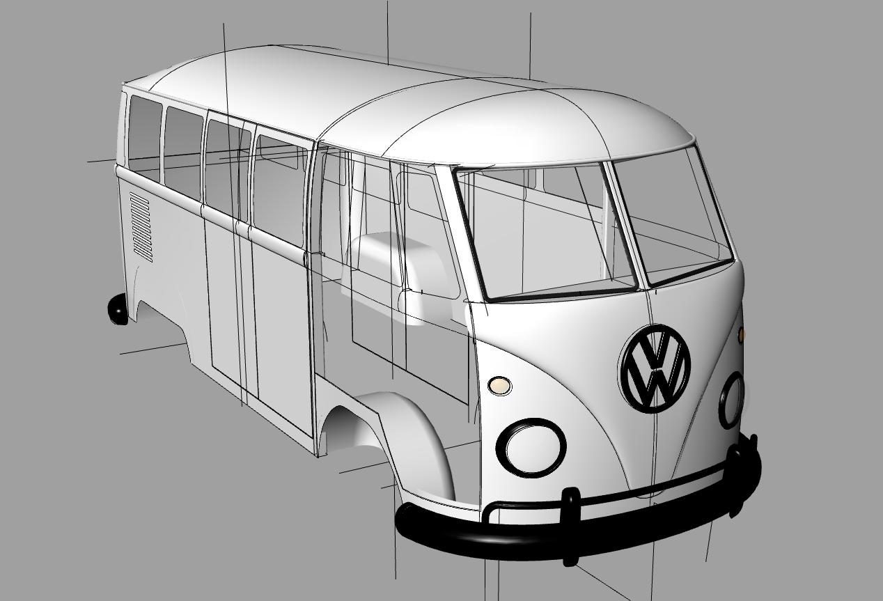 VW Kombi. View original file