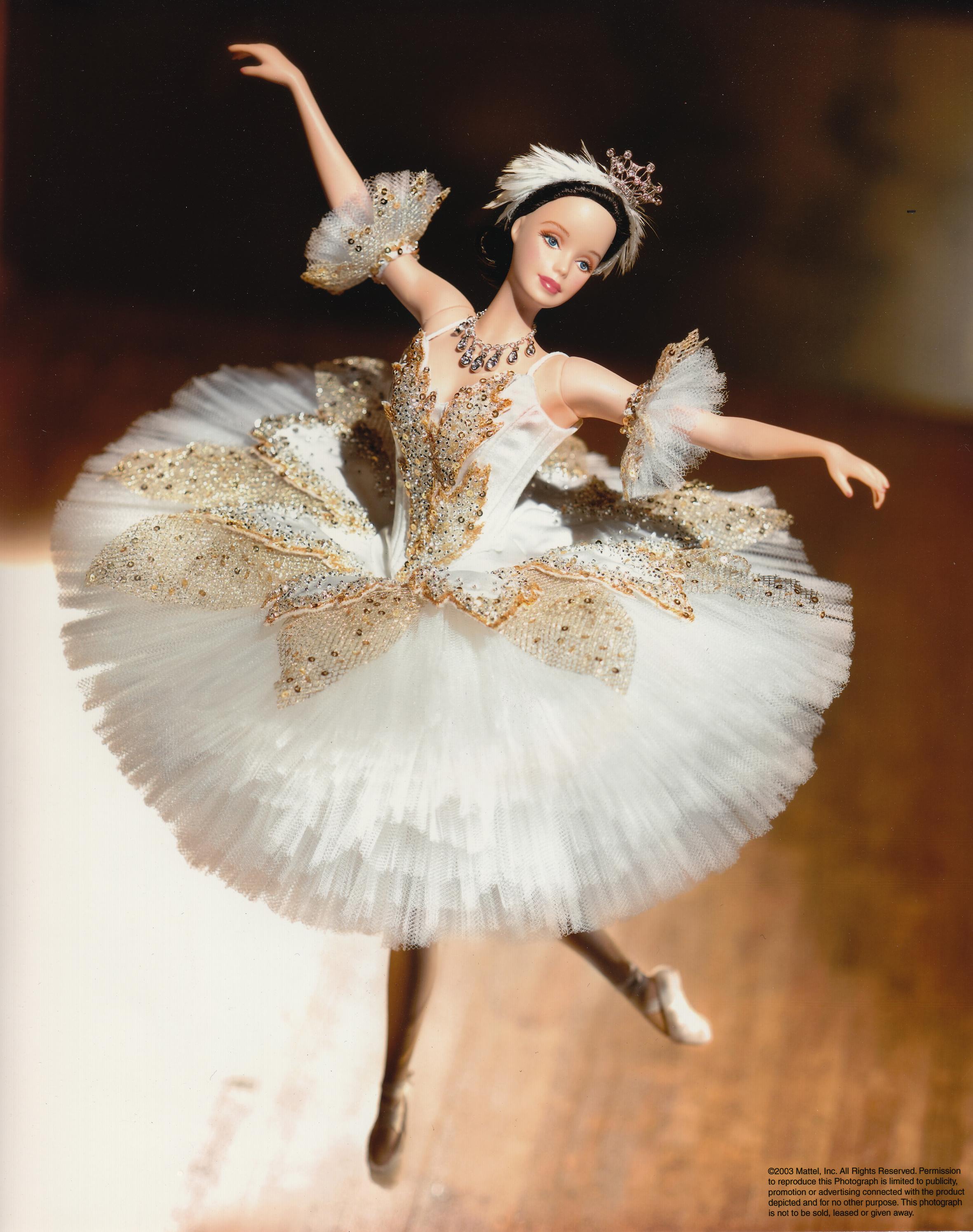 Ballerina dolls by sharon zuckerman at - Barbie ballerine ...