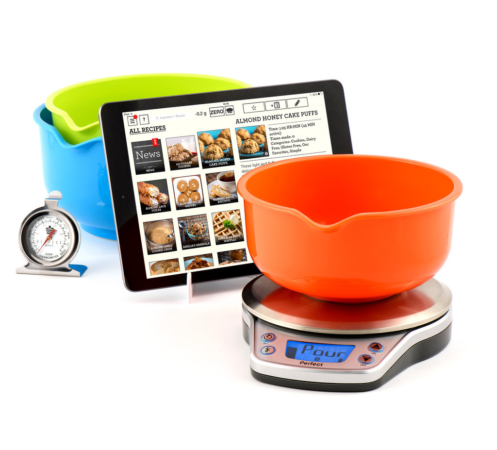 Perfect bake pro bake and drink scales by linnea londborg for Perfect bake pro amazon