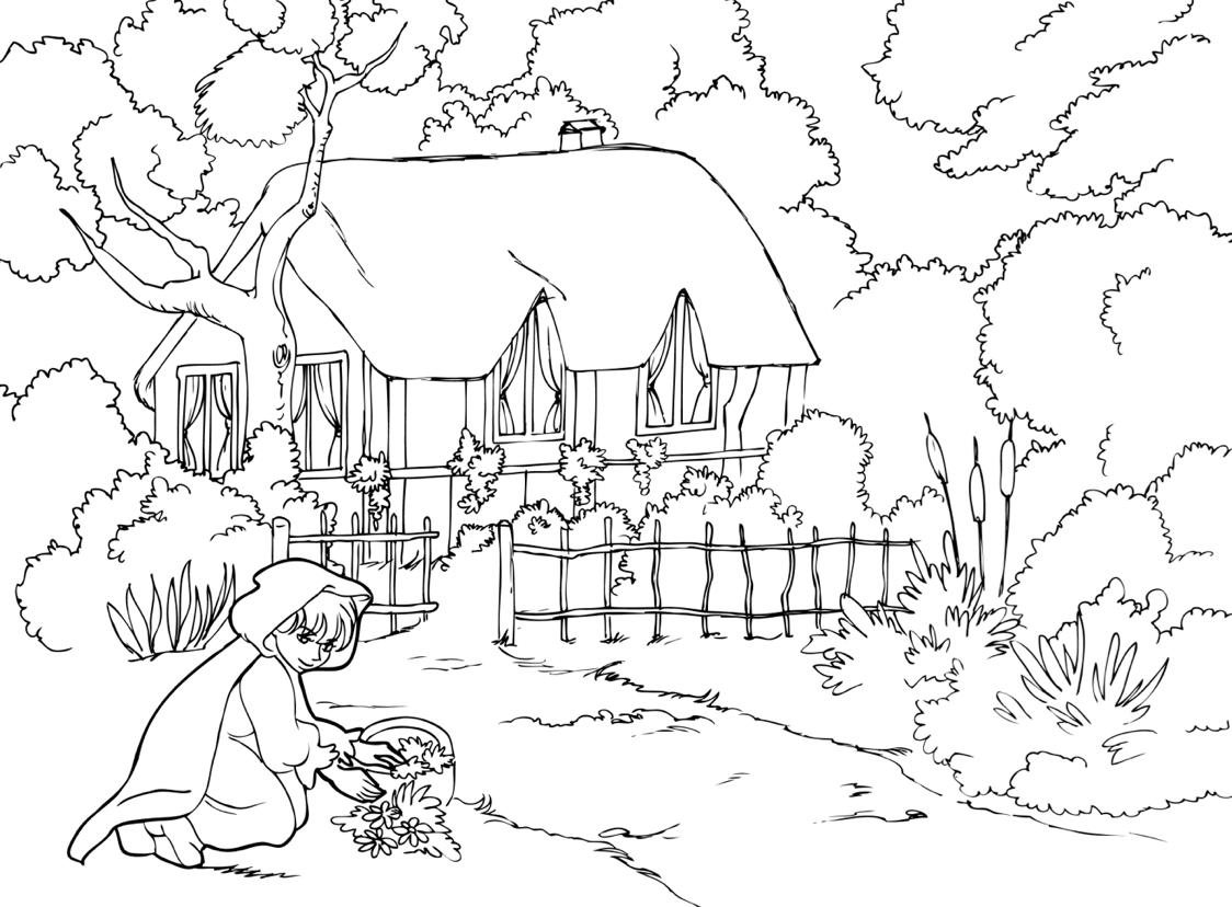Dibujos Para Colorear De La Prehistoria