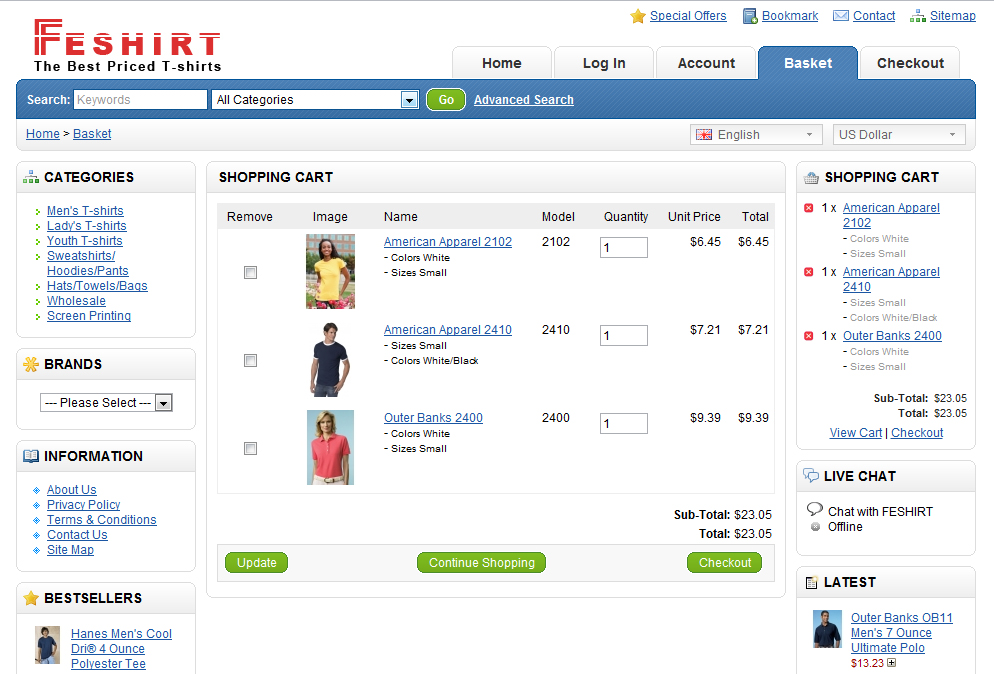 Reliable index image web shopping carts for Online websites for shopping