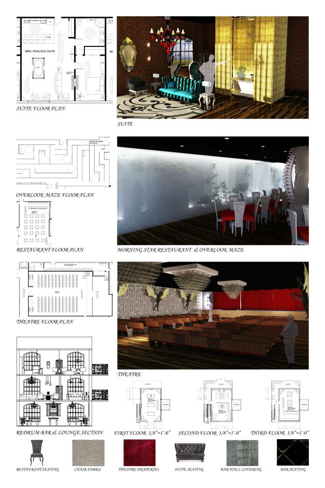 Morning Star Thesis Hotel Project By Joanie Brice Guyer At