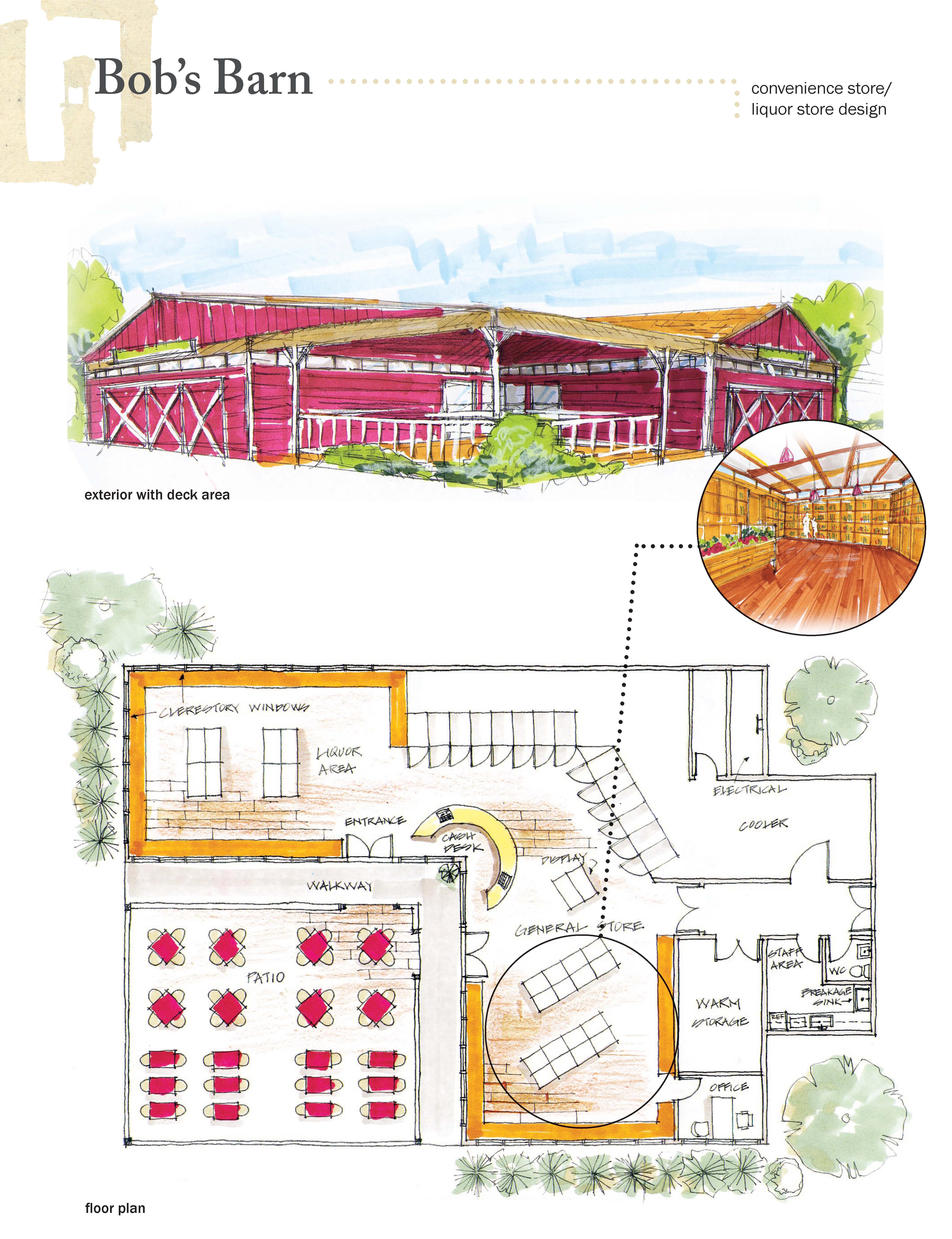 100 Convenience Store Floor Plans Restaurant
