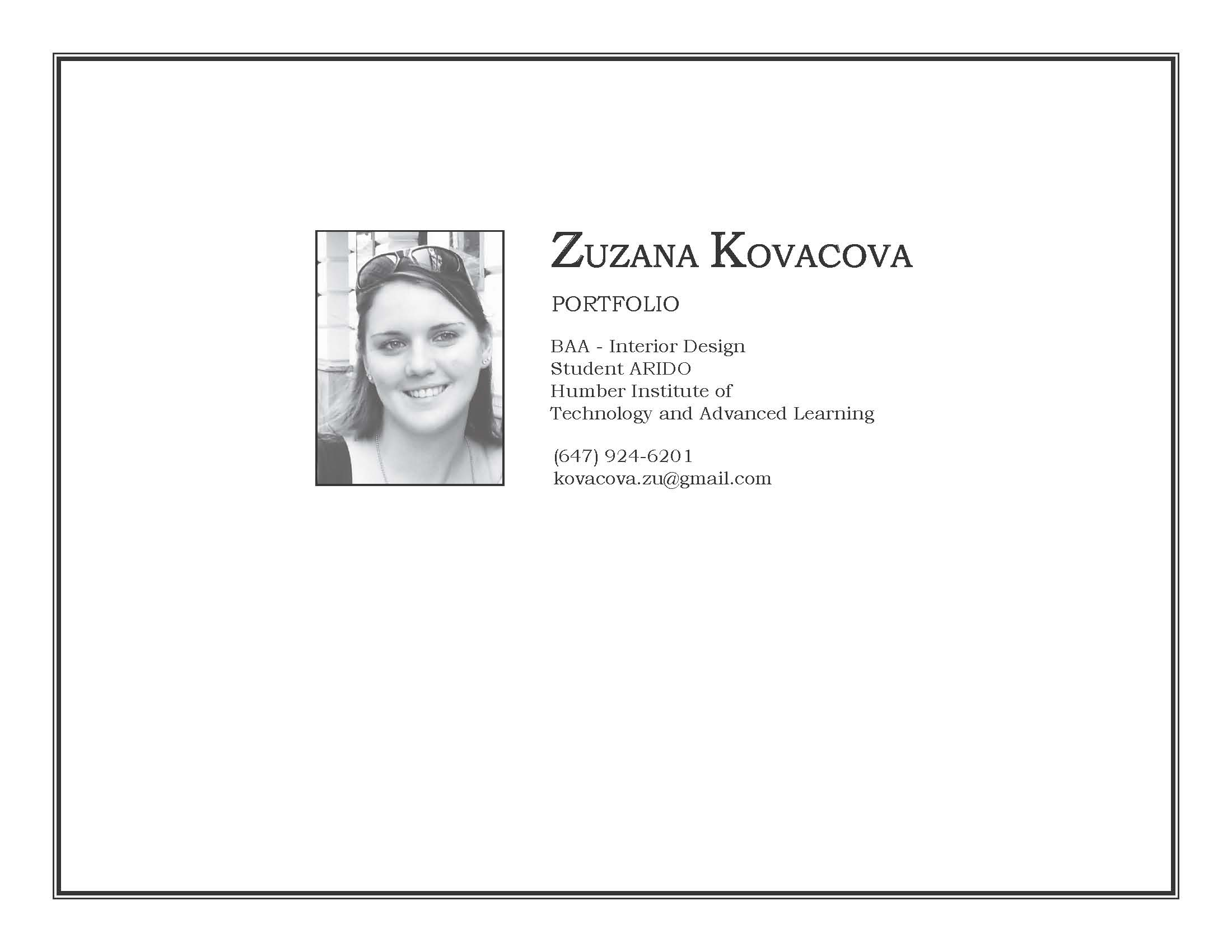 resume portfolio collections template holder savvy personal vcard