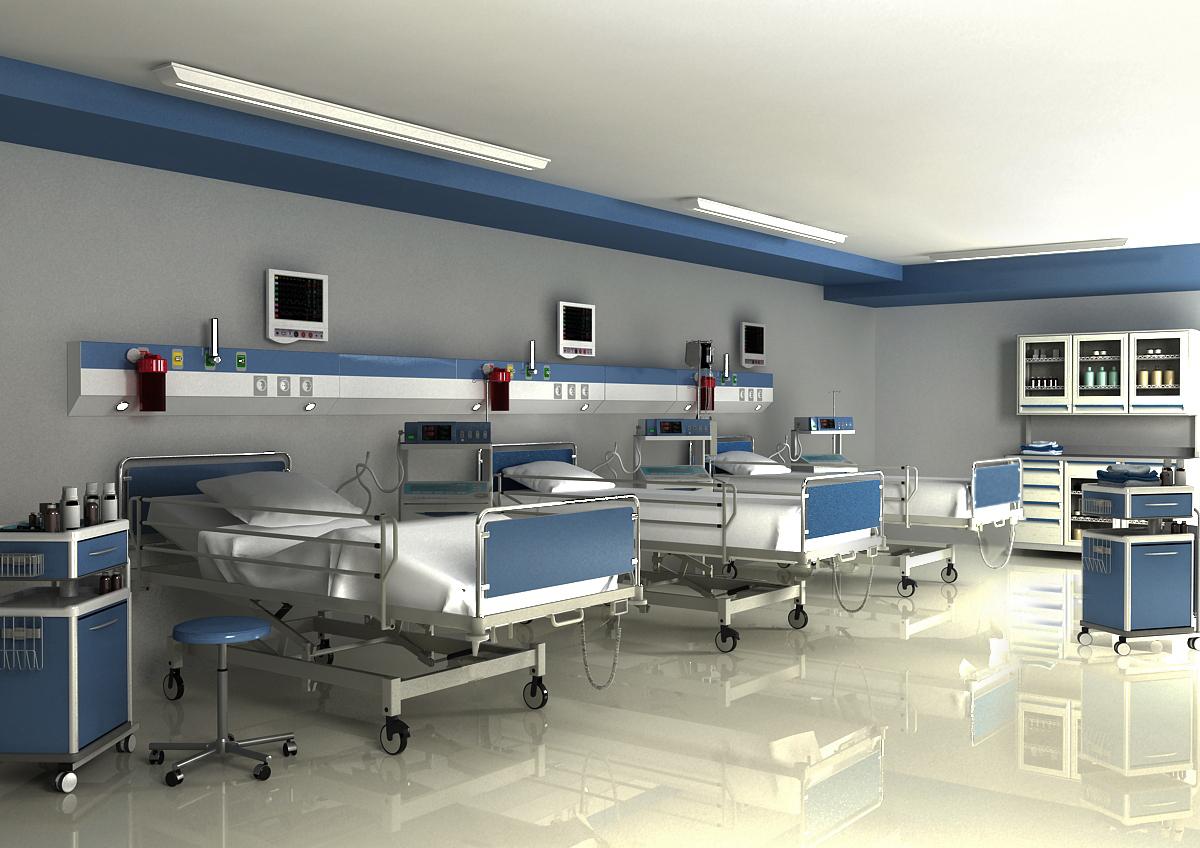 Interior De For Hospital And Clinics Hdq Global