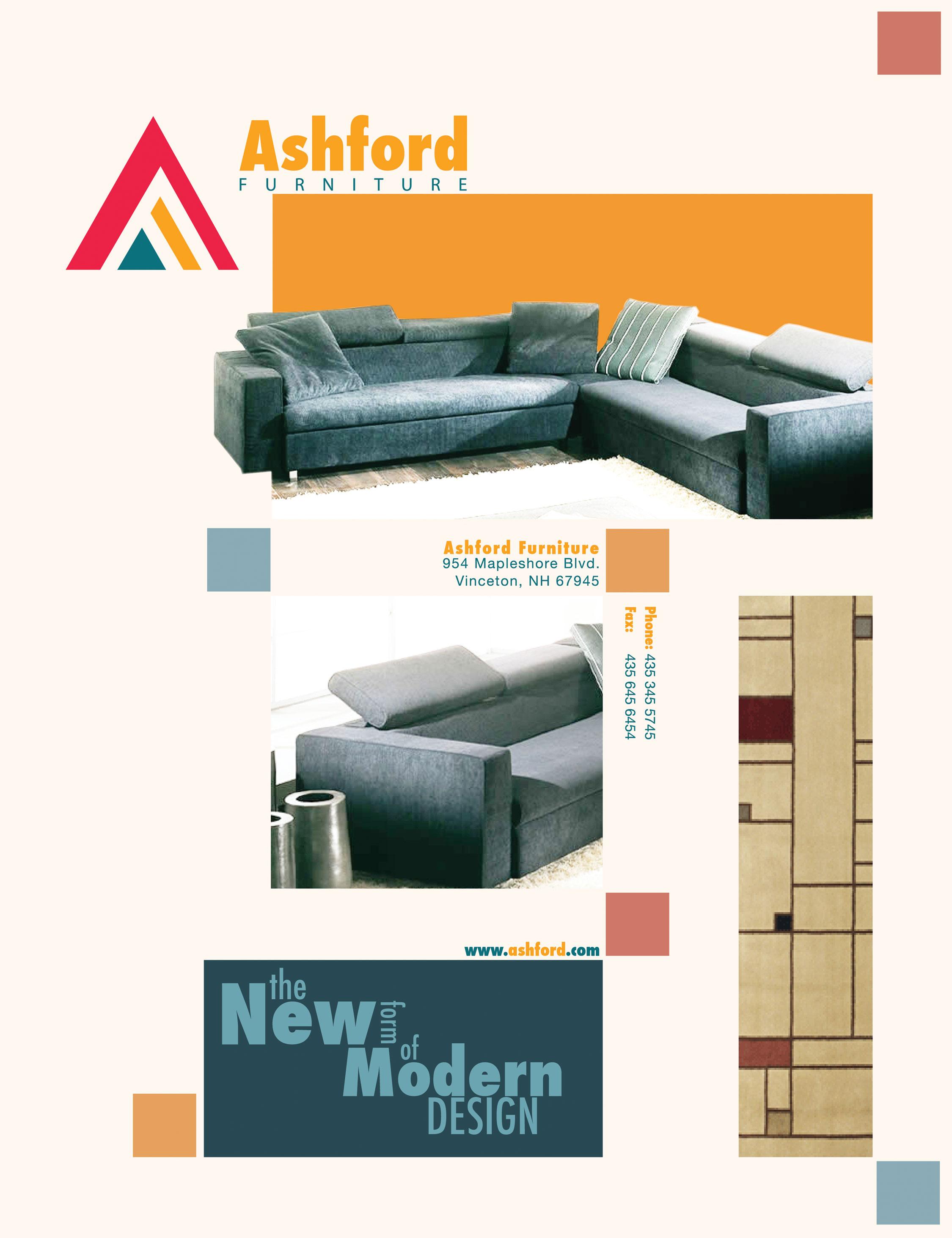 Ashford Furniture by Michael Date at Coroflot.com